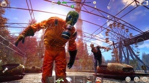 Скриншот Radiation City для Android