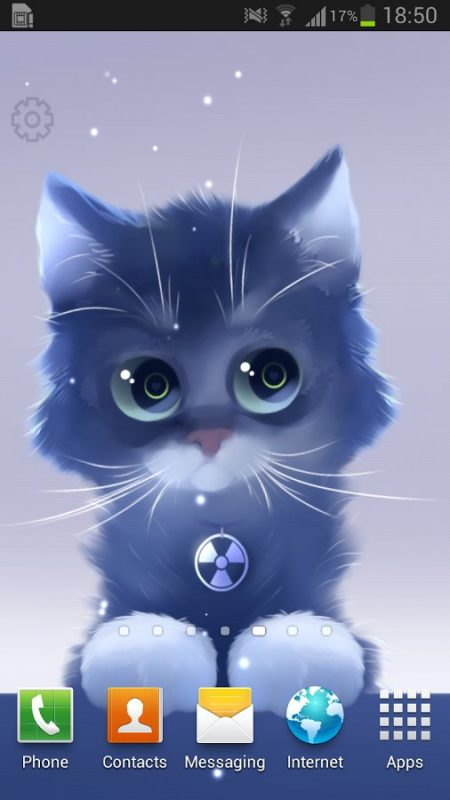 Скриншот Radioactive Cat для Android
