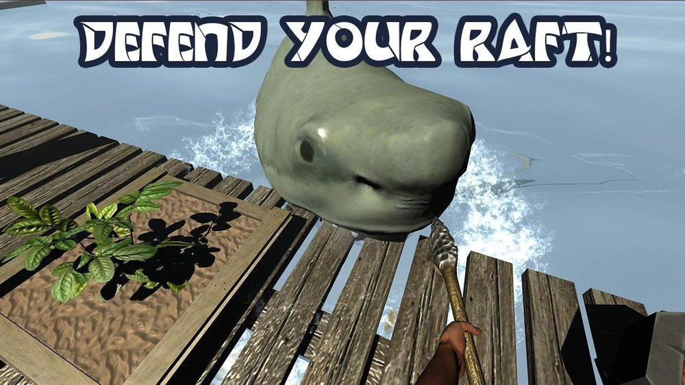 Скриншот Raft Survival 3 для Android