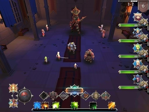 Скриншот Raid Manager для Android