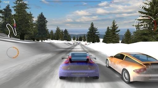 Скриншот Rally Fury — Extreme Racing для Android