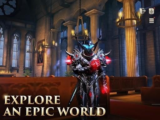 Скриншот Rangers of Oblivion для Android