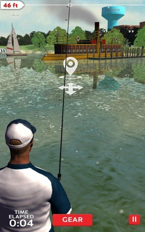 Скриншот Rapala Fishing — Daily Catch для Android