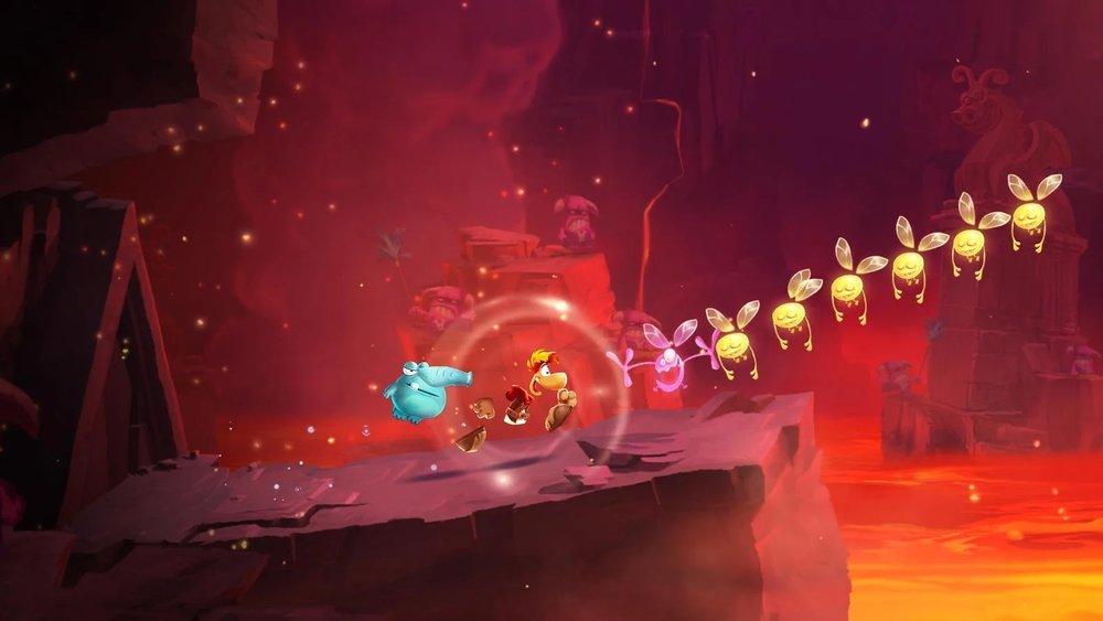 Скриншот Rayman Adventures для Android