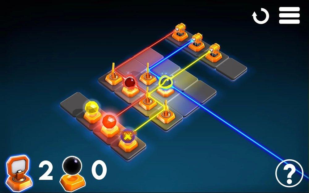 Скриншот Raytrace для Android