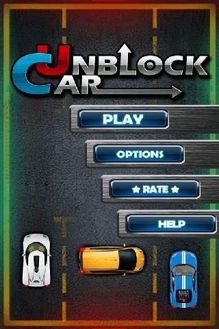 Скриншот Разблокировать Unblock Car для Android