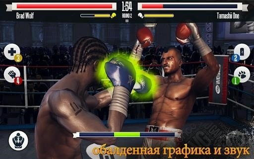 Скриншот Real Boxing для Android