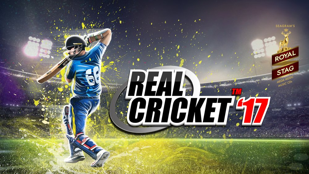 Скриншот Real Cricket 17 для Android