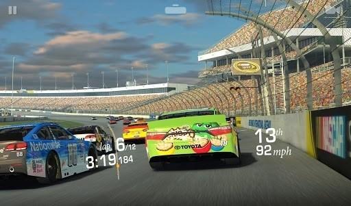 Скриншот Real Racing 3 для Android