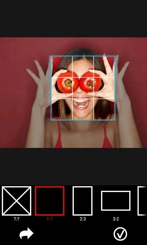 Скриншот Resize Me! для Android