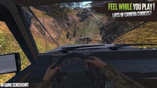 Скриншот Revolution Offroad: Spin Simulation для Android