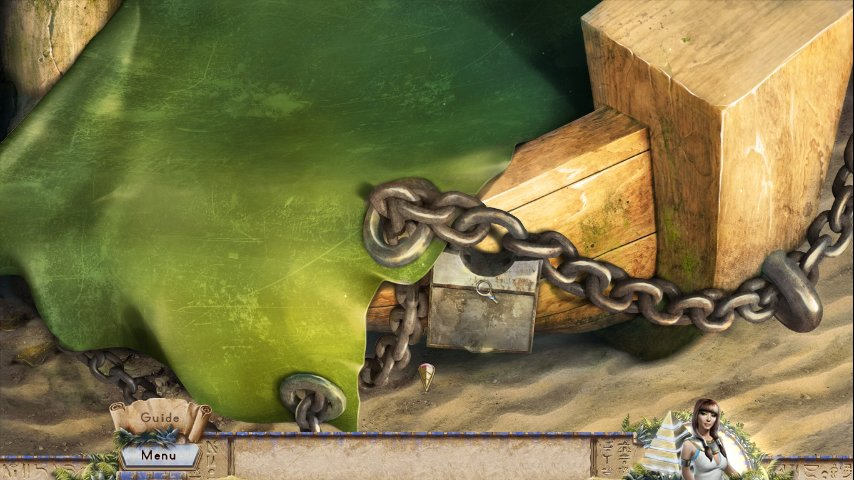 Скриншот Riddles of Egypt для Android