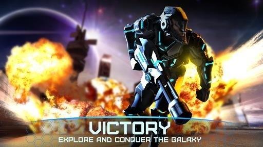 Скриншот Rivals at War: 2084 для Android