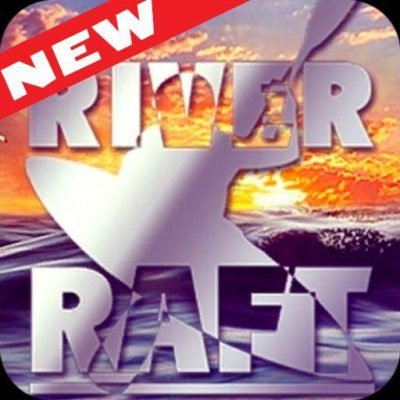 RIVER RAFT: whitewater