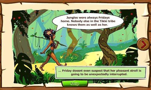 Скриншот Робинзон для Android