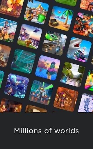 Скриншот Roblox для Android
