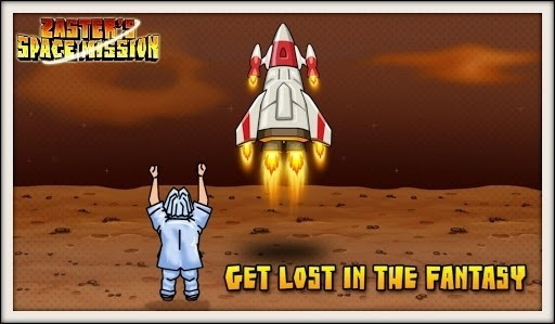 Скриншот Rocket Flying: Launching для Android