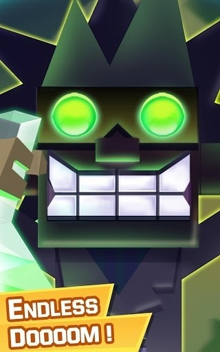 Скриншот Rooms of Doom для Android