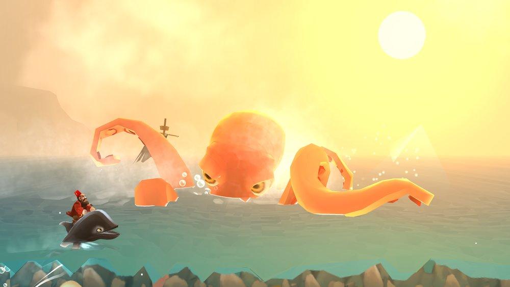 Скриншот Run A Whale для Android