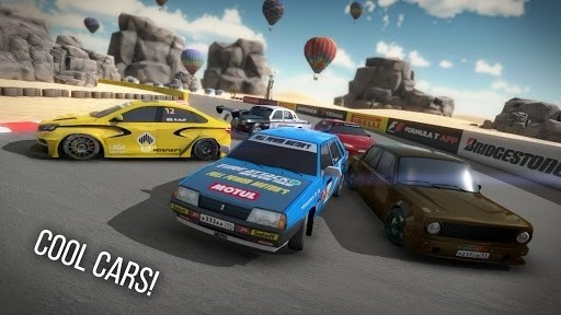 Скриншот Russian Rider Online для Android