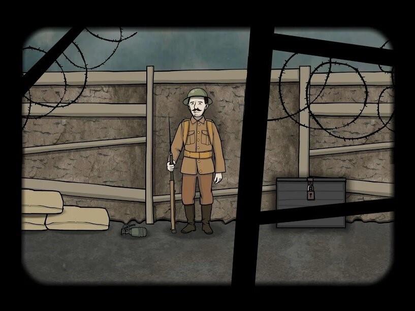 Скриншот Rusty Lake: Roots для Android