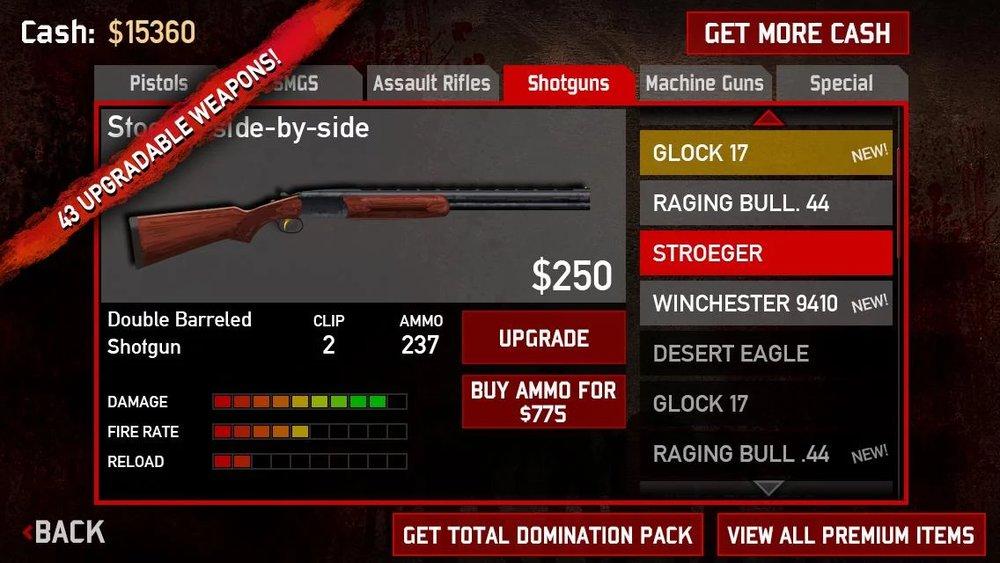 Скриншот SAS: Zombie Assault 3 для Android