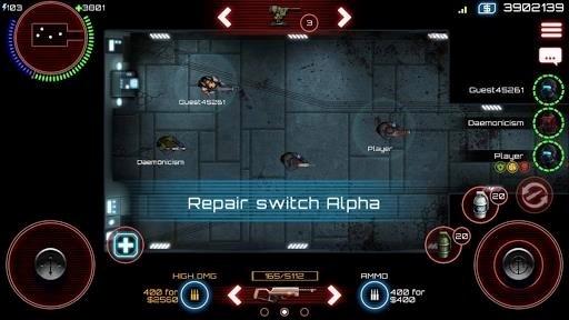 Скриншот SAS: Zombie Assault 4 для Android