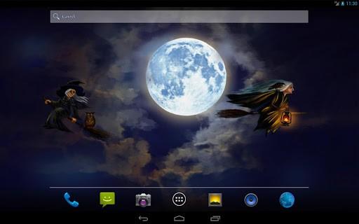 Скриншот Счастливые Ведьмы для Android