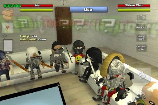 Скриншот School of Chaos Online MMORPG для Android