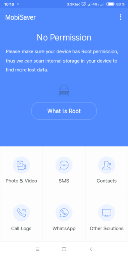 Как вернуть стёртые файлы на Андроид