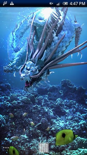 Скриншот Sea Dragon Trace Free для Android