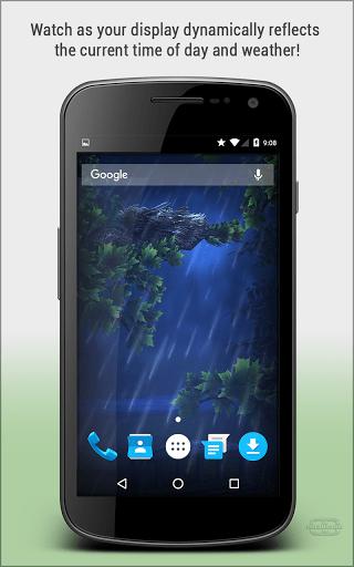 Скриншот Season Zen HD для Android