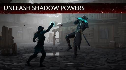 Скриншот Shadow Fight 3 для Android