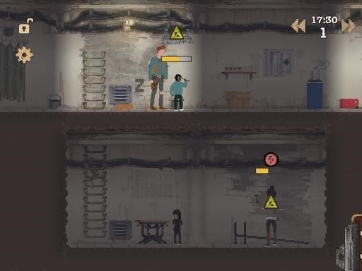 Скриншот Sheltered для Android