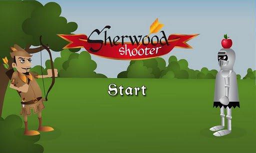Скриншот Sherwood Shooter — Apple Shoot для Android