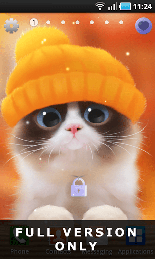 Скриншот Shui The Kitten Lite для Android