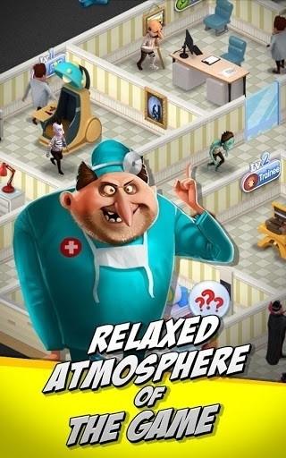 Скриншот Sim Hospital для Android