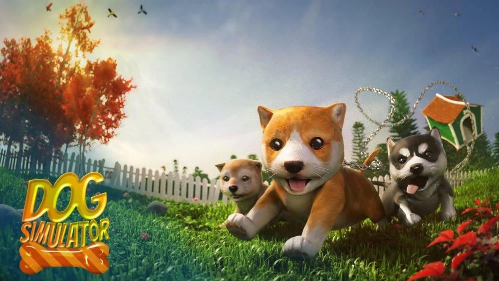 Скриншот Симулятор Собаки для Android