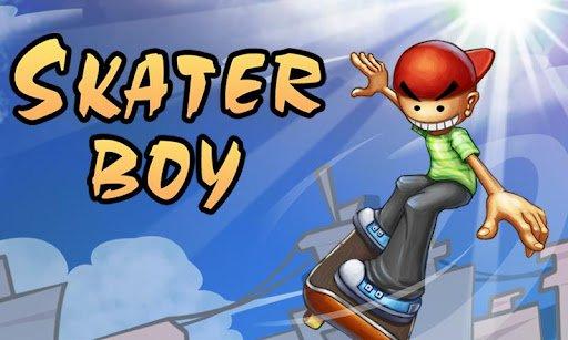 Скриншот Skater Boy для Android