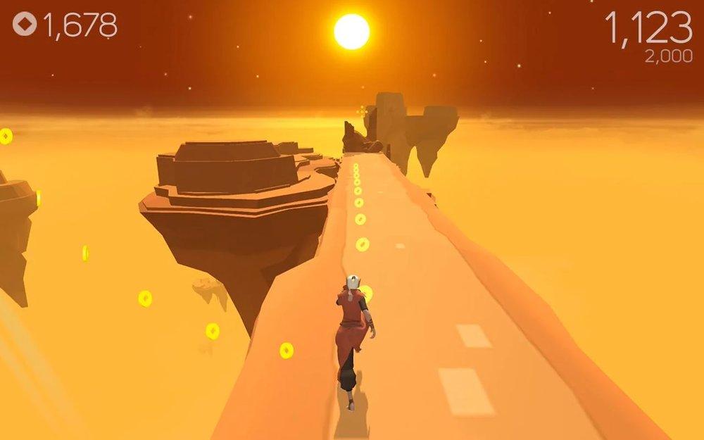 Скриншот Sky Dancer для Android