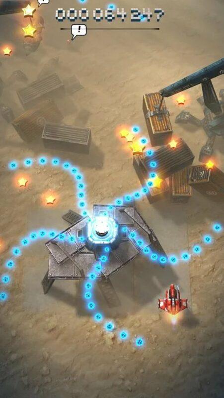 Скриншот Sky Force Reloaded для Android