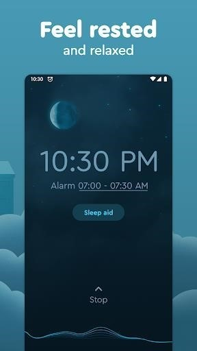 Скриншот Sleep Cycle для Android