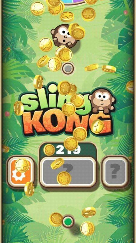 Скриншот Sling Kong для Android