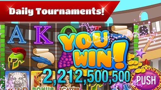 Скриншот Slots Vacation — FREE Slots для Android