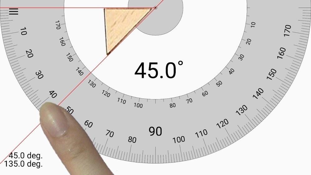 Скриншот Smart Ruler Pro для Android