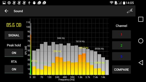 Скриншот Smart Tools для Android