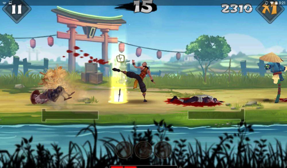 Скриншот Смертельный Бой для Android