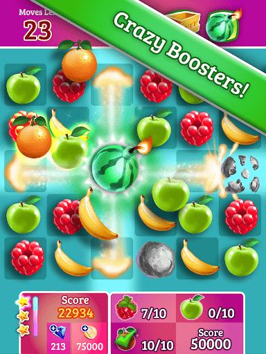 Скриншот Smoothie Swipe для Android