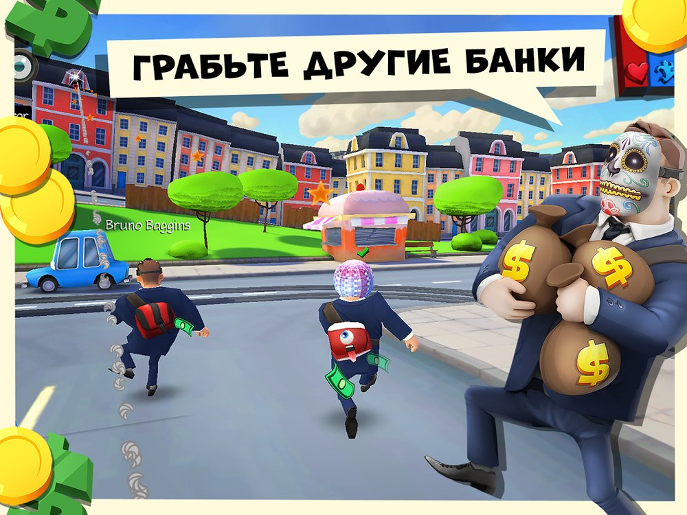 Скриншот Snipers vs Thieves для Android