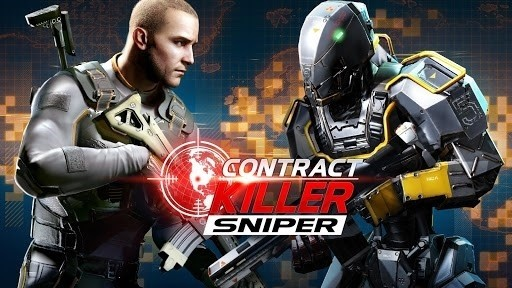 Скриншот Sniper X with Statham для Android
